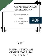 Buku Program 2020