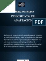 DISPOSITIVO DE ADAPTACION