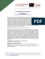 13 PMigone Psicoterapia-con-Internet CeIR V3N1