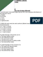 Pelvis whole Test (B=47) MBBS