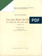 Emilio Pujol - Los Seys libros del Delphin, de música de cifra para tañer vihuela.pdf