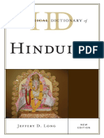 Historical Dictionary of Hinduism - Jeffery D. Long.pdf