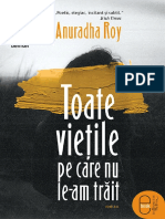 Anuradha Roy - Toate vieţile pe care nu le-am trăit.pdf