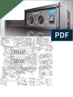 Carvin DCM3800L  3800W Professional Amplifier