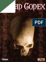 The Dread Codex