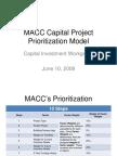 2008June10_MACC_Prioritization