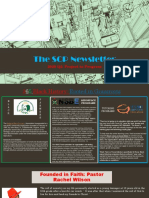The SCP Quarterly