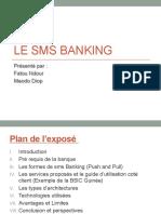 Exposé sur Le SMS Banking (2)