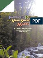 La Marta Wildlife Brochure - ISV & Liliana Grandas