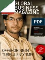 Global Business Magazine CeBIT 2010
