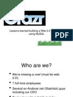 MySQL Memcached Grazr