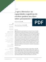 A literacia e as capacidade cognitivas_relação com o pensamento crítico_resenha 2 (1)