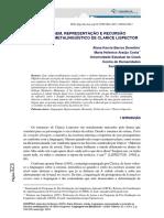 4. Linguagem, representação e recursão - DEMÉTRIO2018