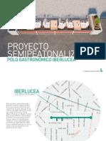 Semipeatonalización de la Calle Del Valle Iberlucea