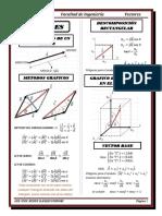 formulario de vectores