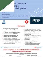 CEPAL Sexto_informe_covid_6_comercio_PRESENTACION PPT