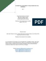 Actividad Evaluativa - Eje 3 Auditoria Financiera