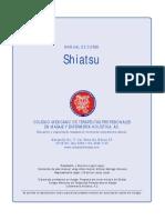 Manual de Shiatsu