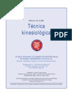 Manual Kinesiologia
