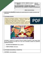 CIENCIAS SOCIALES DÉCIMO SEPTIEMBRE 16