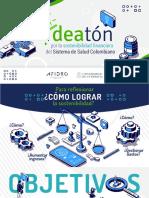 Brochure Solucionadores Ideatón