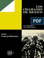 Los Chamanes de México Volumen V - El Cerebro y Los Chamanes