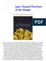 [DOWNLOAD] The Scythians Nomad Warriors of the Steppe.pdf
