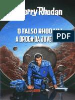 001 - O FALSO PERRY RHODAN - A DROGA DA JUVENTUDE - 001