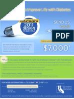 2011 Design Challenge Poster FINAL