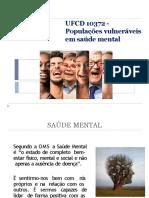 UFCD 10372 - Populações vulneráveis em saúde mental _1