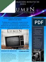POSTER LUMEN 2000