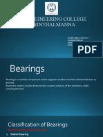 Cuscinetti Bearings-Engineering College
