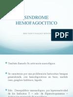 sx hemofagocitico