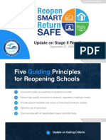 M-DCPS - Stage 2 Readiness