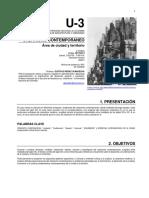 Urbanismo Contemporáneo - 2020-02 -PROGRAMA