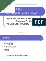 ECE 3561 - Lecture 01