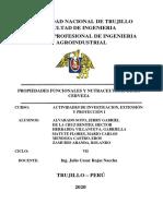 INFORME PROPIEDADES FUNCIONALES Y NUTRACEUTICAS CERVEZA (1)