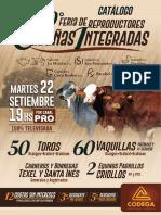 Catálogo Cabañas Integradas