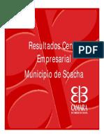 Censo empresarial Soacha