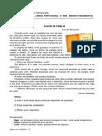 3o Ano - Portugues - Geral - Gaylussac - 2018 - Parte01 - QR