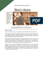 Jillians Choice