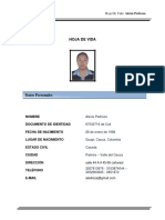 Hojadevida Alexis Pedroza 2020 1