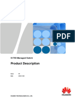 S1700 Managed Switch Product Description