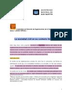 Historia OSC Argentina