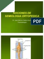 17. NOCIONES DE SEMIOLOGIA ORTOPEDICA