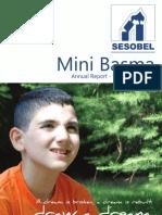 SESOBEL 2010 Annual Report
