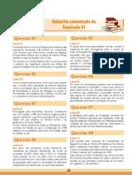ENEM Amazonas GPI Fascículo 1 – A Cidadania - Gabarito Comentado