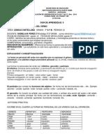 GUIA  6. FORMA NO PERSONAL DEL VERBO (2) ANACRISTINA 11