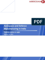ASSOCHAM Aviotech Study on Aerospace and Defence Manufacturing in India