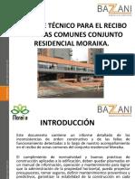 INFORME TÉCNICO PARA EL RECIBO DE ZONAS COMUNES final
